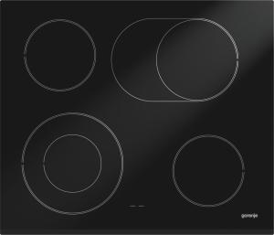 Gorenje ECD 620 CSC 60cm, 2-Kreis, Bräter, Facette vorne