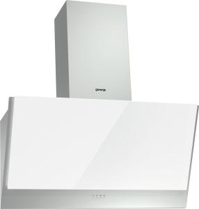 Gorenje WHI 921 E1XGW C, 600 mü/h, Drucktasten, 3 LS, Glaseinsatz, weiß 90cm