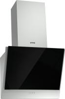 Gorenje WHI 621 E1XGB C, 600 mü/h, Drucktasten, 3 LS, Glaseinsatz , Anti-Fingerprint -Beschichtung 60cm