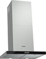 Gorenje WHT 621 E3XBG C, 600 mü/h, Drucktasten, 3 LS, Glaseinsatz, Anti-Fingerprint- Beschichtung 60cm