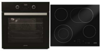 Gorenje Hot Chili Set 5 BO 637 E31XG-2 + ECT 620 SC Backofen-Set-Hi-Light