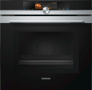 Siemens HM 678 G 4 S 1 Backofen mit MikrowelleEdelstahl EcoClean