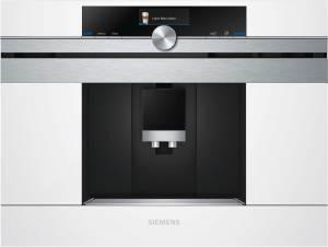Siemens CT 636 LEW 1 Kaffeevollautomat weiß