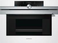 Siemens CD 634 GBW 1 Kompaktdampfgarer weiß