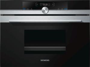 Siemens CD 634 GBS 1 Kompaktdampfgarer Edelstahl