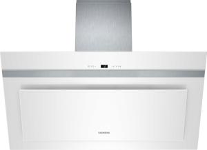 Siemens LC 98 KD 272 Weiß mit Glasschirm 90 cm Wand-Esse EEK: A