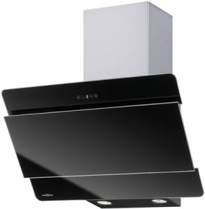 Oranier Kandia 60 E Touchcontrol Schwarz mit Glasschirm