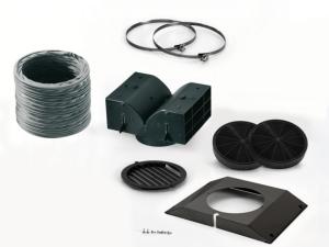 Siemens LZ55850Starterset für Umluftbetrieb