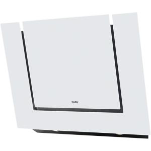 AEG X 68163 WV 1 Kopffrei, weiß , Glas, 3 Leistungsstufen, 80 cm