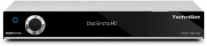 TechniSat DIGIT ISIO S2 silber HDTV Twin-Tuner