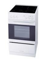 Termikel SHC 53071 Elektro-Standherd 50cm weiß