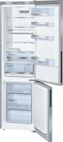 Bosch KGE 39 EI 46A+++ Edelstahl Anti-Fingerprint Exclusiv .inklusive 2-Mann-Service .bis in die Wohnung