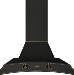 Gorenje DK 63 MCLB Kaminhaube 60 cm matt-schwarz EEK: D