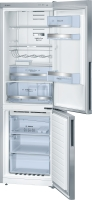 Bosch KGN 36 EI 46A+++ Edelstahl NoFrost Exclusiv .inklusive 2-Mann-Service .bis in die Wohnung