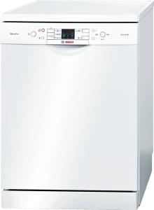 Bosch SMS 53 N 82 EUA+ weiß Exclusiv .inklusive 2-Mann-Service .bis in die Wohnung