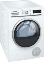Siemens WT 47 W 5 W 0 8 kg A+++ Wärmepumpe weiß