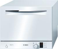 Bosch SKS 62 E 22 EUA+ ActiveWater Smart Kompakt-Geschirrspüler Auftischgerät - weiß