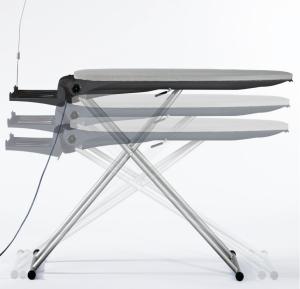 Bosch TDN 1010 N Aktiv-Bügeltisch HomeProfessional anthrazit /silber exclusiv