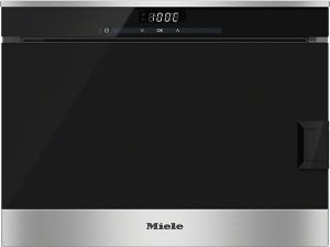 Miele DG 6020 Einbau-Dampfgarer Edelstahl CleanSteel