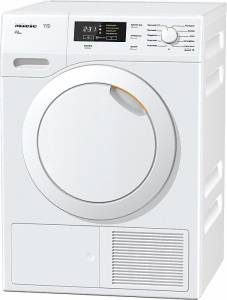 Miele TKB 550 WP A++8 Kg Wärmepumpe Lotosweiß