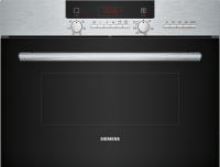 Siemens HB 84 H 501 Einbau-Mikrowellen gerät mit Grill Edelstahl