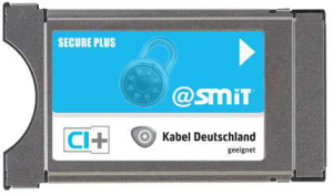 Div. CI+ Modul für Kabel Deutschland