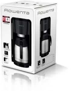 Rowenta CT 3818 Milano Kaffeemaschine schwarz