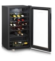 Severin KS 9894 A Weintemperierschrank 95 l schwarz