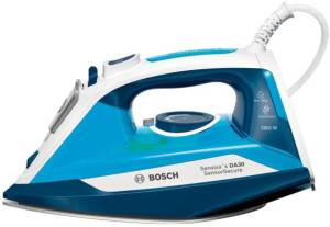 Bosch TDA 3028210 Dampfbügeleisen Sensixx'x DA30 magic night blue / eisblau Exclusiv