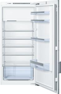 Bosch KFL 42 VF 30 A++ Kühlschrank integrierbar Flachscharnier mit Dekortür mit Alu-Dekorrahmen