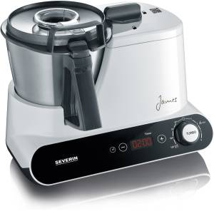 Severin KM 3895 JAMES THE WONDERMACHINE 1050 W
