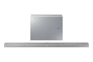 Samsung HW-J 651Soundbar silber