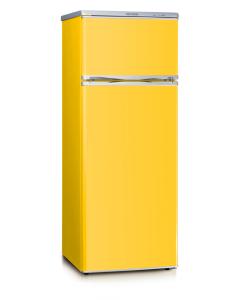 Severin KS 9797 A++ gelb 212 l