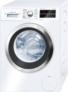 Bosch WVG 30490EEK: A/A 8 kg/5kg 1500 Touren Exclusiv .inklusive 2-Mann-Service .bis in die Wohnung
