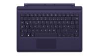 Microsoft Type Cover Pro 3 violett