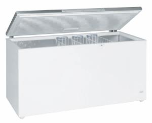Liebherr GTL 6106-21 Gewerbe Gefriertruhen Edelstahl-Deckel