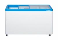 Liebherr GTE 5002-21 Gewerbe Verkaufstruhe Glasschiebedecke l