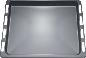 Siemens HZ 331003 Bachblech flach 4,5cm hoch emailliert extraklasse
