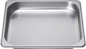 Siemens HZ36D624 Dampfbehälter, ungelocht, Größe M
