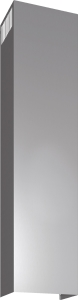 Siemens LZ12365 Kaminverlängerung 1500 mm Edelstahl