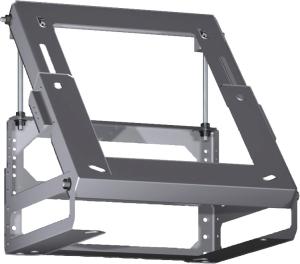 Siemens LZ12400 Adapter für Dachschrägen vorne/hinten
