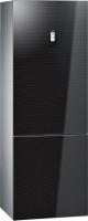 Siemens KG 49 NSB 31 A++Glastüren in schwarz No Frost Touch-Premium-Elektronik