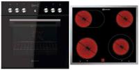 Bauknecht Heko Platinum 57 ES SET: ELCE 7153 ES + ECV 6640 IN