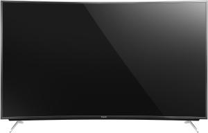 Panasonic TX 55 CRW 734Curved UltraHD EEK: A