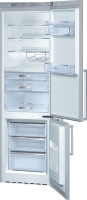 Bosch KGF 39 PI 30 A++No Frost Türen Edelstahl mit Anti-FingerprintVita Fresh