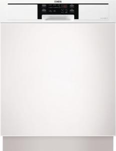 AEG F 56332 UW 0 A++ weiß Antifingerprint Unterbaugerät