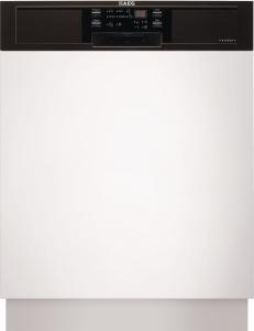 AEG F 56339 ID 0 A++ dunkelbraun Antifingerprint Exclusiv