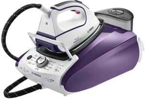 Bosch TDS 383111 HDampfstation Sensixx DS38 ProHygienic weiß / magic violet