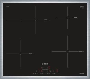 Bosch PIF 645 FB 1 M Edelstahl Induktion autrak Exclusiv .inklusive 2-Mann-Service .bis in die Wohnung