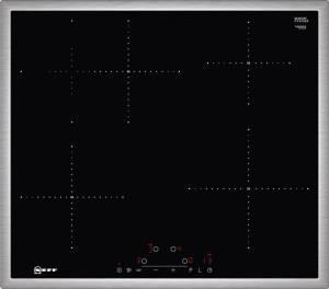 Neff TBD 4660 N (T46BD60N0) Autark Induktions-Kochfeld Glaskeramik 60 cm
